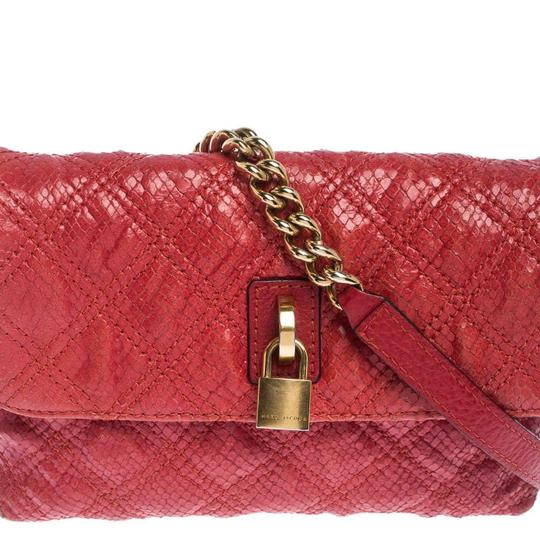 Marc Jacobs Leather Chain Shoulder Bag Image 5