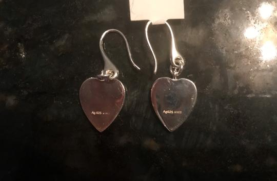 Gucci gucci authentic NWT heart earrings Image 2