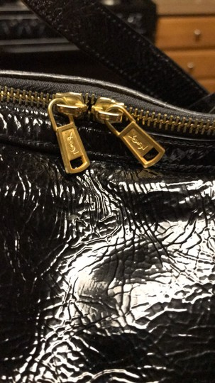 Saint Laurent Satchel in black Image 4