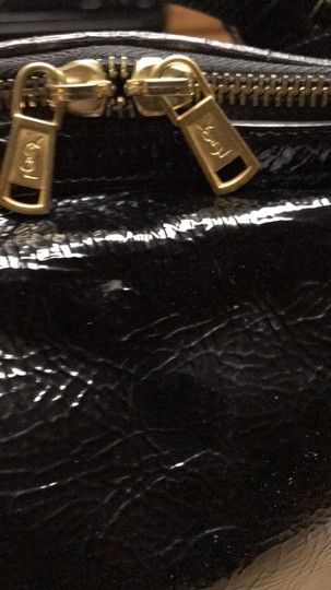 Saint Laurent Satchel in black Image 6