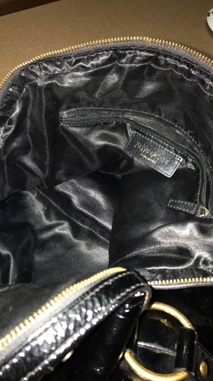 Saint Laurent Satchel in black Image 9