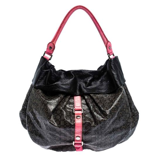Marc by Marc Jacobs Signature Leather Hobo Bag Image 1