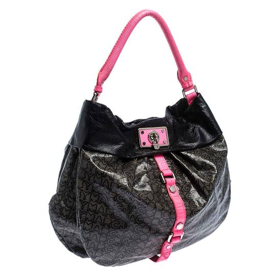 Marc by Marc Jacobs Signature Leather Hobo Bag Image 3
