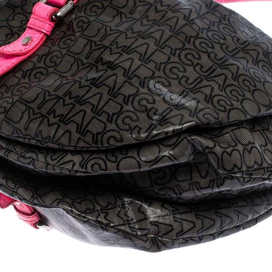 Marc by Marc Jacobs Signature Leather Hobo Bag Image 9