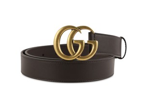 Gucci Gucci XS Double GG Buckle Belt