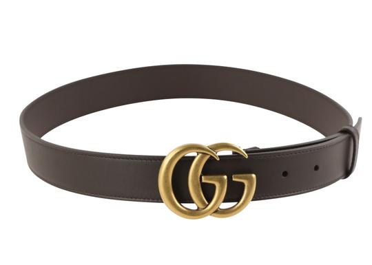 Gucci Gucci XS Double GG Buckle Belt Image 1