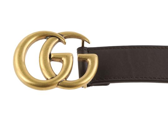 Gucci Gucci XS Double GG Buckle Belt Image 9