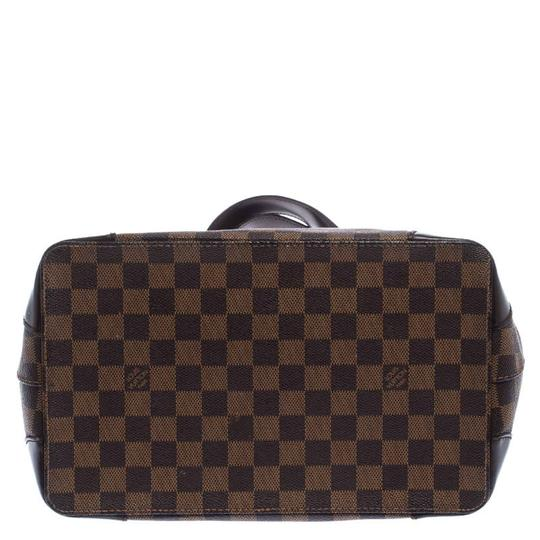 Louis Vuitton Signature Canvas Tote in Brown Image 4