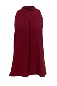 Theory Camis Tank Tops Burgundy Top