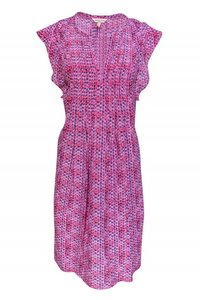 Rebecca Taylor short dress pink Day Blue on Tradesy