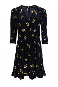 The Kooples short dress black Day Silk on Tradesy