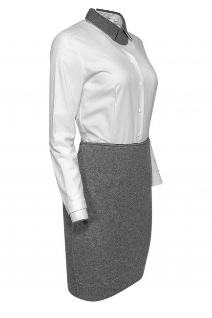 Carven Formal Dresses Gray Sweater Image 1