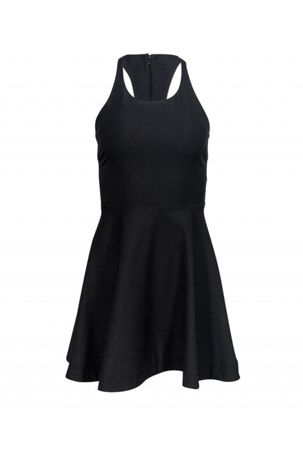 Preload https://img-static.tradesy.com/item/26471823/elizabeth-and-james-black-short-casual-dress-size-2-xs-0-0-650-650.jpg
