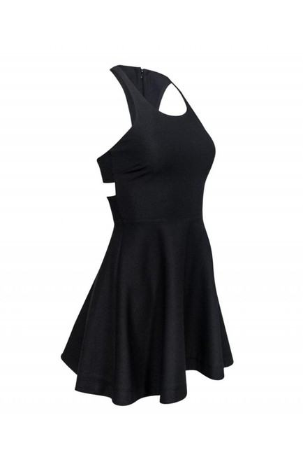 Elizabeth & James short dress black Little on Tradesy Image 1