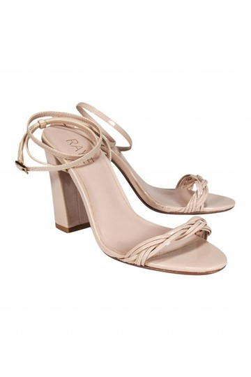 Raye Anklestrap Anklewrap Patent Sandals Image 0