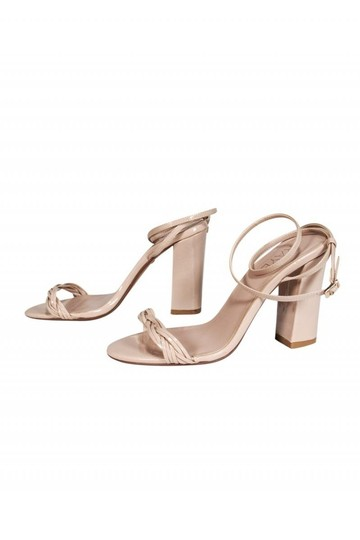 Raye Anklestrap Anklewrap Patent Sandals Image 2
