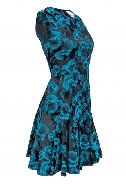 Twilley Atelier Teal Dress Image 1