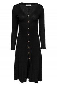 Current Boutique short dress black Day Ribbed It Again on Tradesy