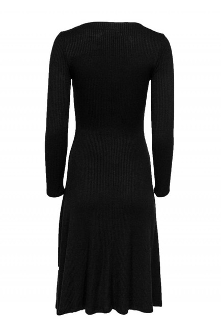 Current Boutique short dress black Day Ribbed It Again on Tradesy Image 2