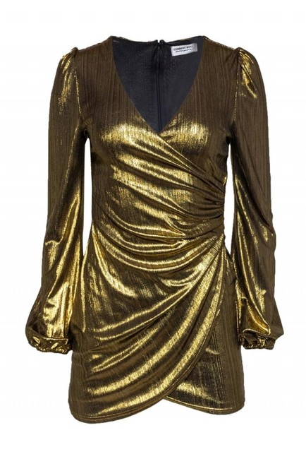 Preload https://img-static.tradesy.com/item/26471939/gold-cocktail-dress-size-4-s-0-0-650-650.jpg