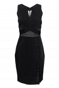 Karen Millen short dress black Little on Tradesy