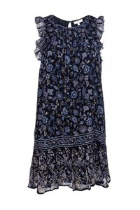Joie short dress Day Navy Floral on Tradesy