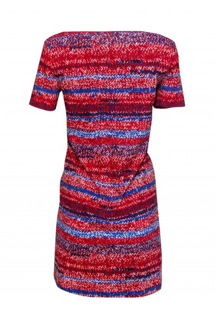 Tory Burch short dress red Day Blue on Tradesy Image 2