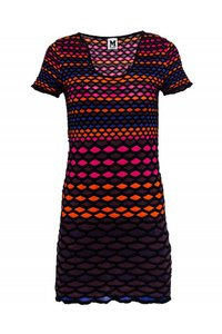 Missoni short dress Day Black Multicolored on Tradesy