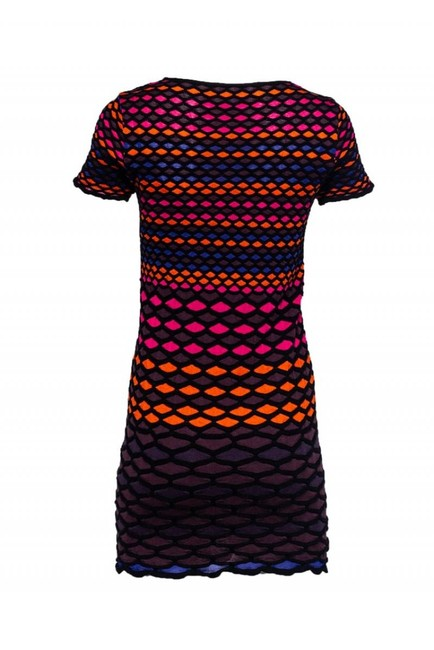 Missoni short dress Day Black Multicolored on Tradesy Image 2