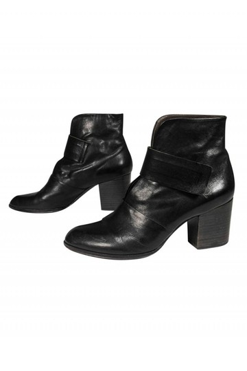 Coclico Leather black Boots Image 2