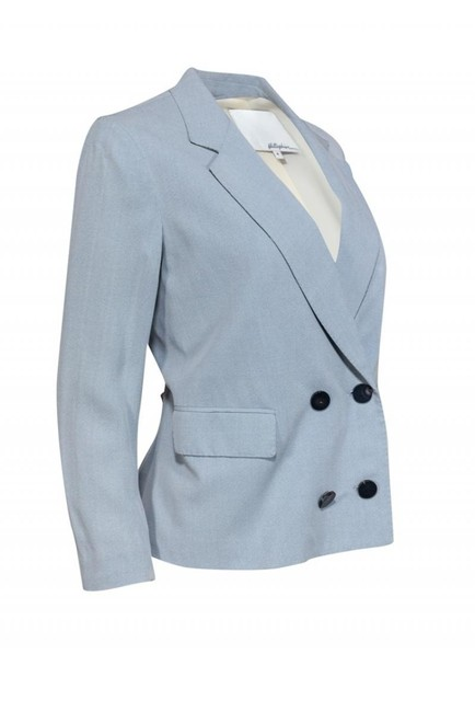 3.1 Phillip Lim Jackets Dusty Silk blue Blazer Image 1