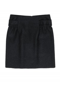 Marni Dark Gray Wool Skirt