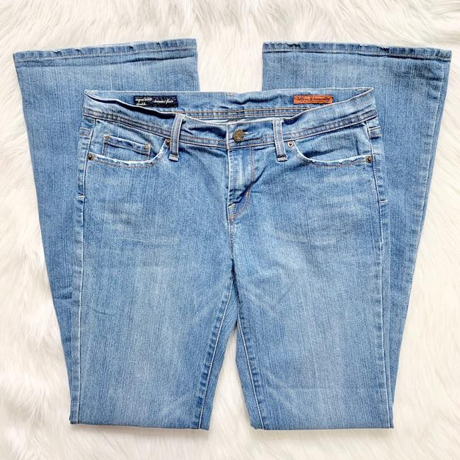 Citizens of Humanity Flare Leg Jeans-Light Wash Image 4