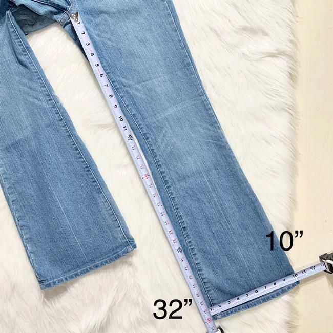 Citizens of Humanity Flare Leg Jeans-Light Wash Image 7