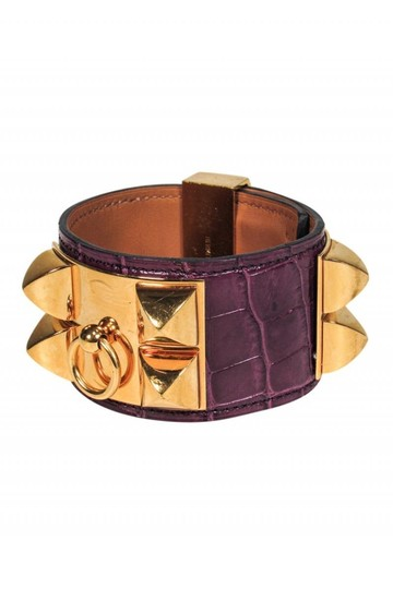 Preload https://img-static.tradesy.com/item/26472211/hermes-purple-bracelet-0-0-540-540.jpg