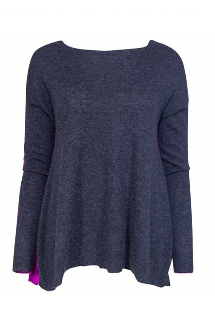 Preload https://img-static.tradesy.com/item/26472276/autumn-cashmere-purple-sweater-0-0-650-650.jpg