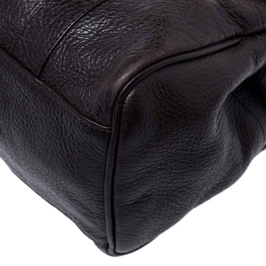 Mulberry Leather Bayswater Satchel in Brown Image 7