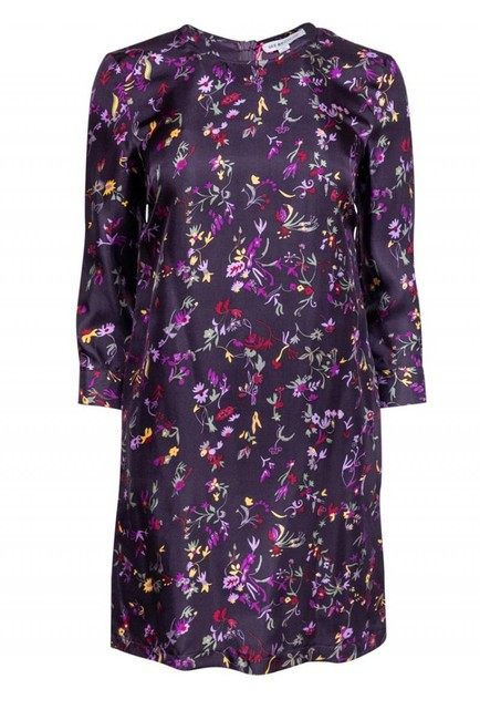 See by Chloé Purple Cocktail Dress Size 4 (S) See by Chloé Purple Cocktail Dress Size 4 (S) Image 1