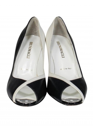 Bruno Magli Open black Pumps Image 1