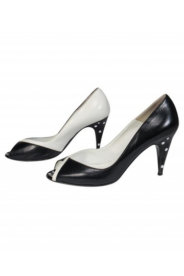 Bruno Magli Open black Pumps Image 2
