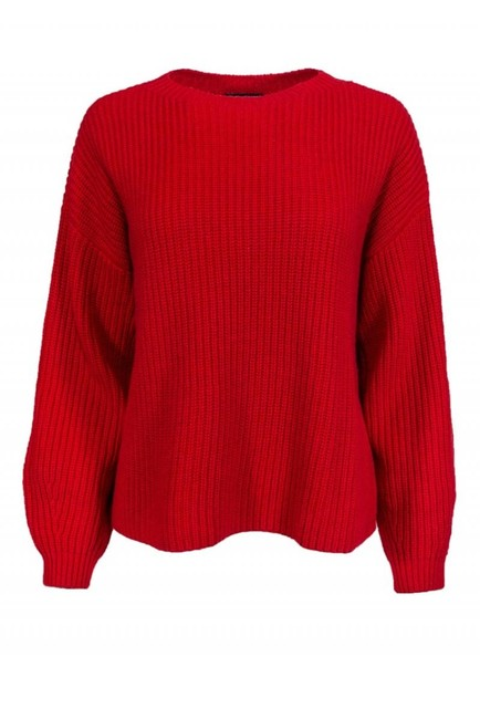 Preload https://img-static.tradesy.com/item/26472365/eileen-fisher-red-sweater-0-0-650-650.jpg