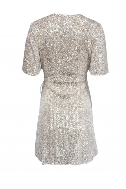 Current Boutique Age Of Sequin Dress Image 2