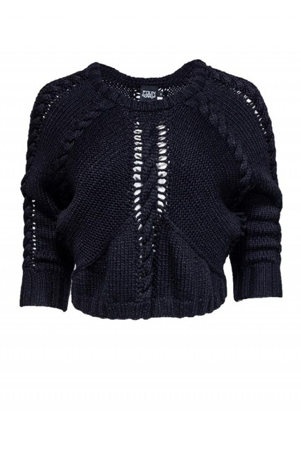 Edun Slouchy Openknit Sweater Image 0