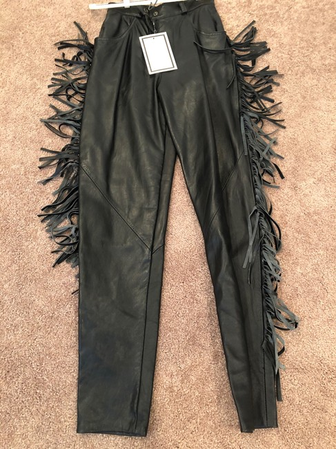 Saks Fifth Avenue Firenze Relaxed Pants black Image 2