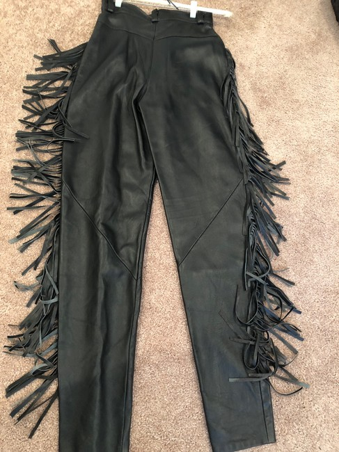 Saks Fifth Avenue Firenze Relaxed Pants black Image 3