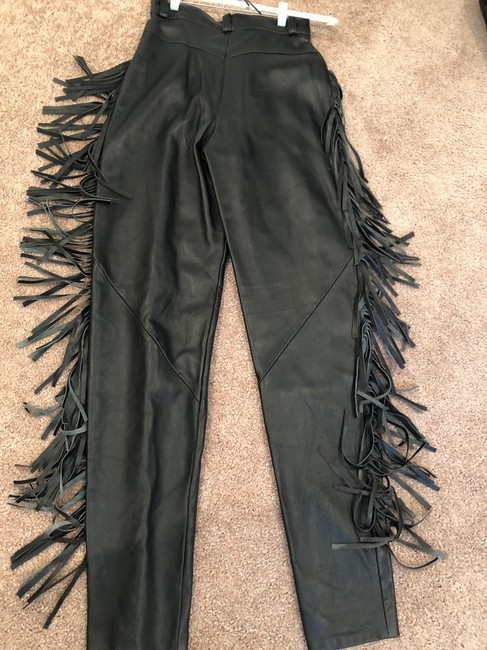 Saks Fifth Avenue Firenze Relaxed Pants black Image 4