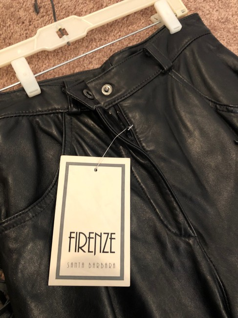 Saks Fifth Avenue Firenze Relaxed Pants black Image 6