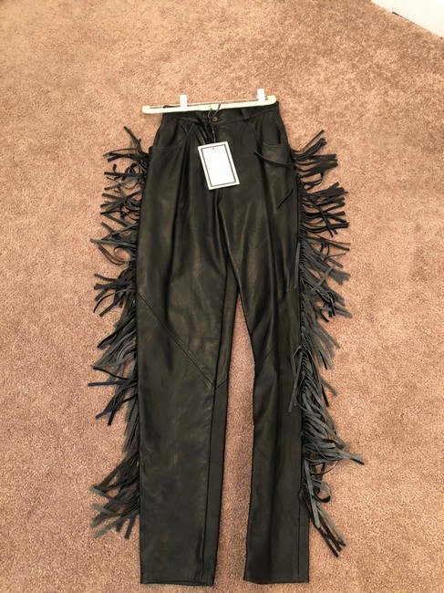 Saks Fifth Avenue Firenze Relaxed Pants black Image 8