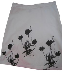 MoMu Skirt white