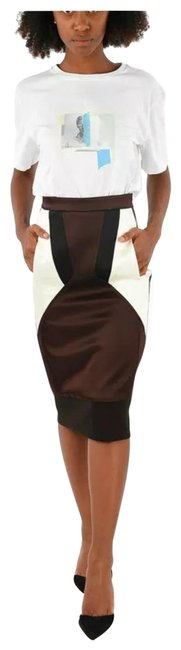 Item - Brown P176817 Skirt Size 4 (S, 27)